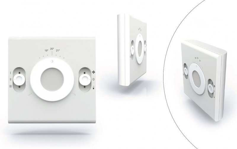 termostato aria